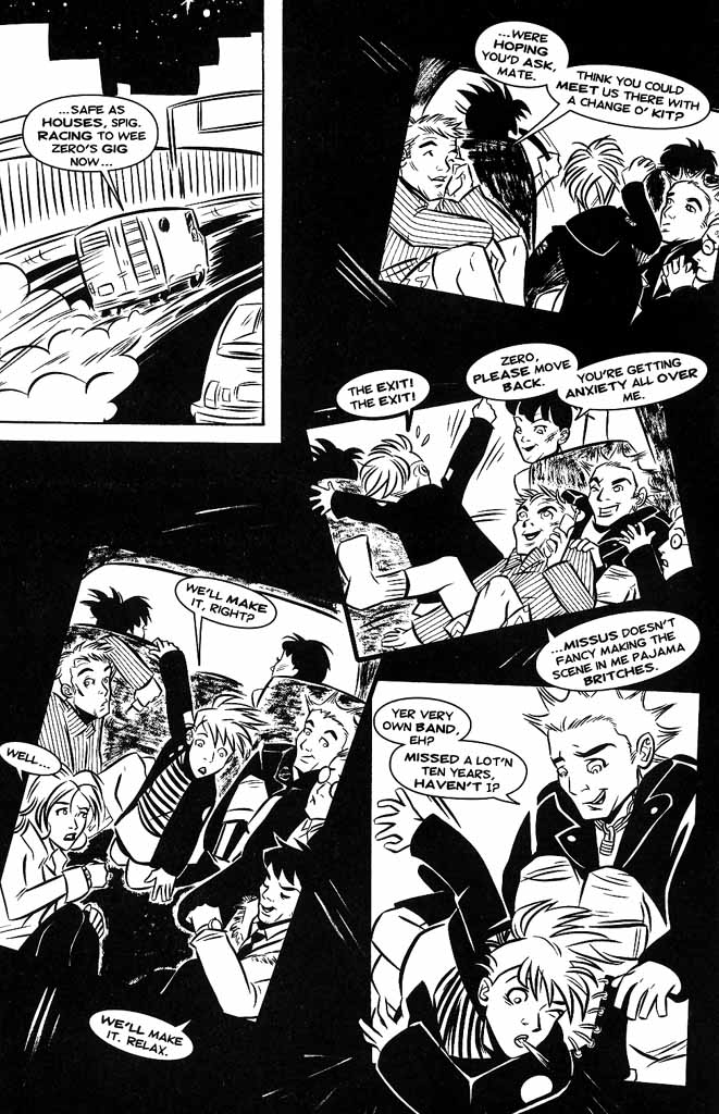 Read online Hopeless Savages comic -  Issue #4 - 18