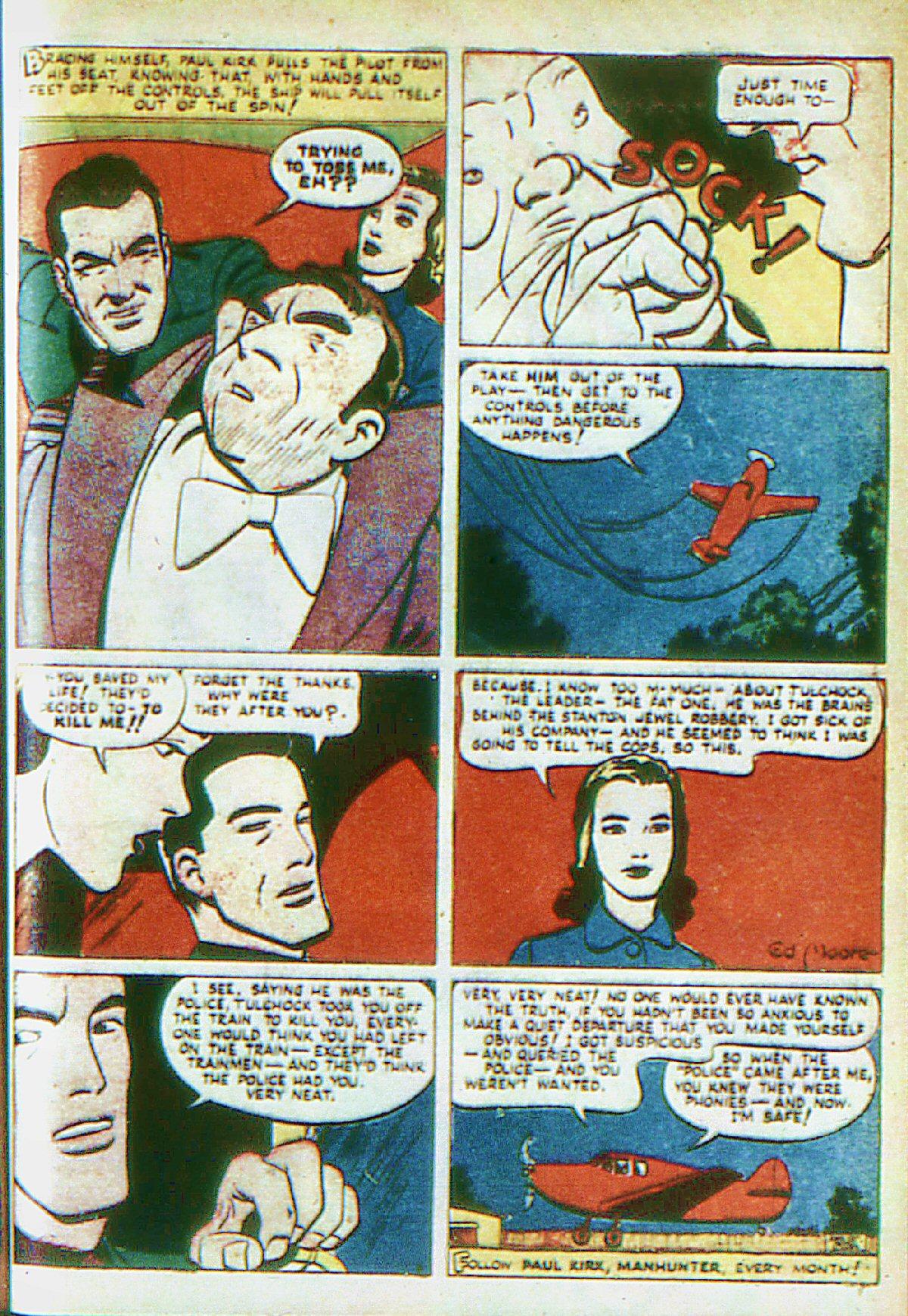 Read online Adventure Comics (1938) comic -  Issue #66 - 58