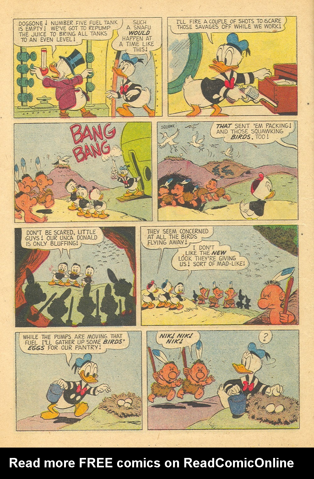 Read online Uncle Scrooge (1953) comic -  Issue #29 - 14