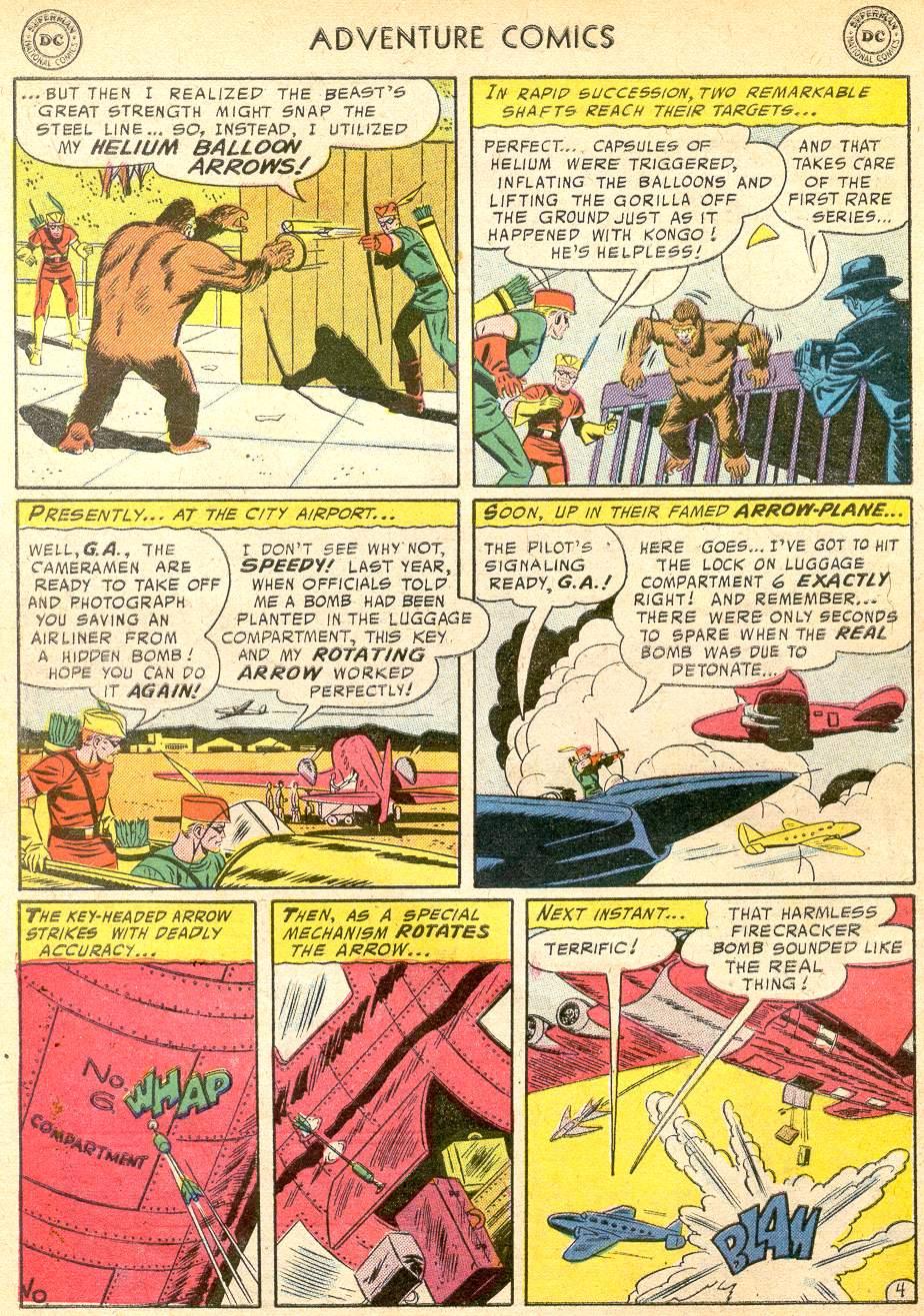 Read online Adventure Comics (1938) comic -  Issue #227 - 30