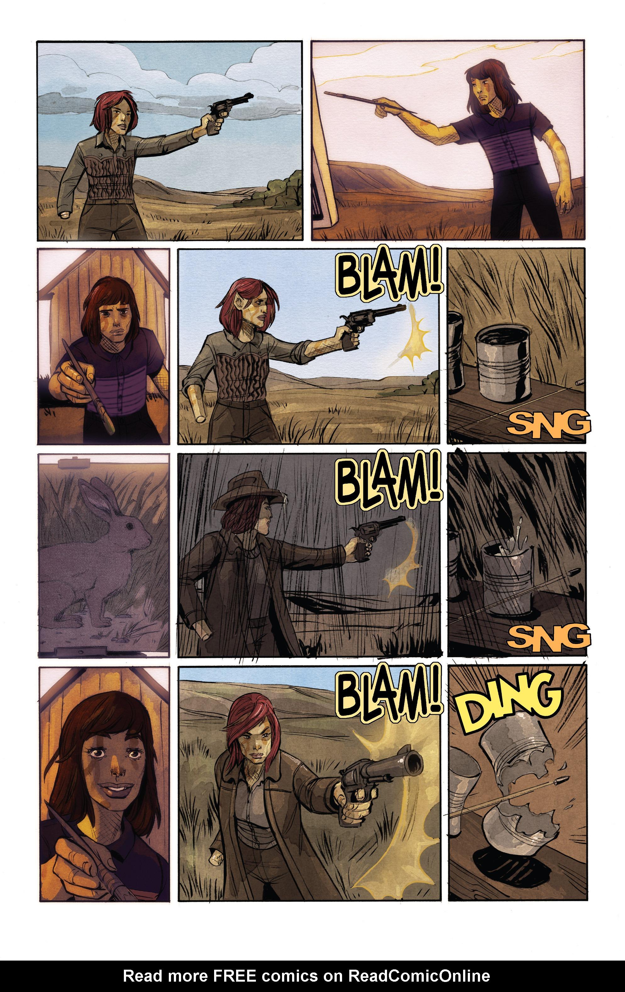 Read online Shutter comic -  Issue #24 - 16