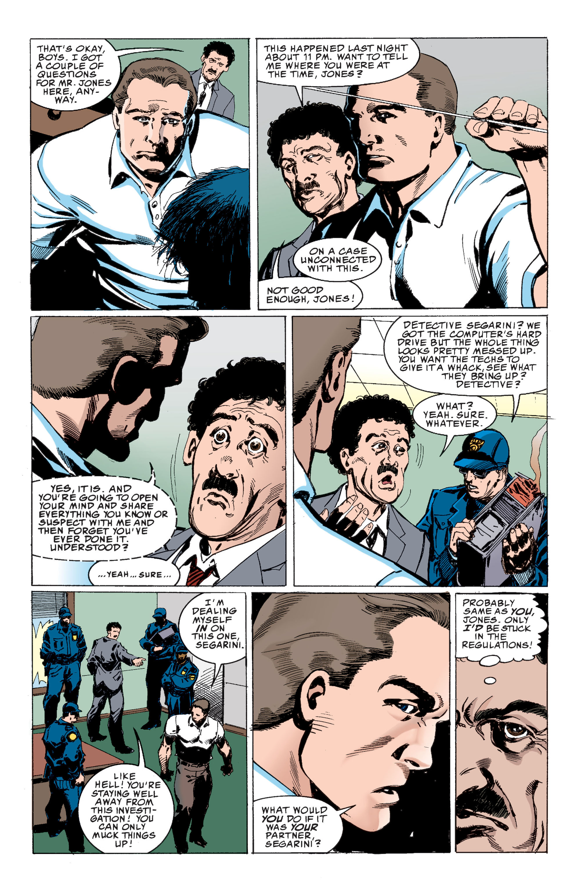Read online Martian Manhunter: Son of Mars comic -  Issue # TPB - 103