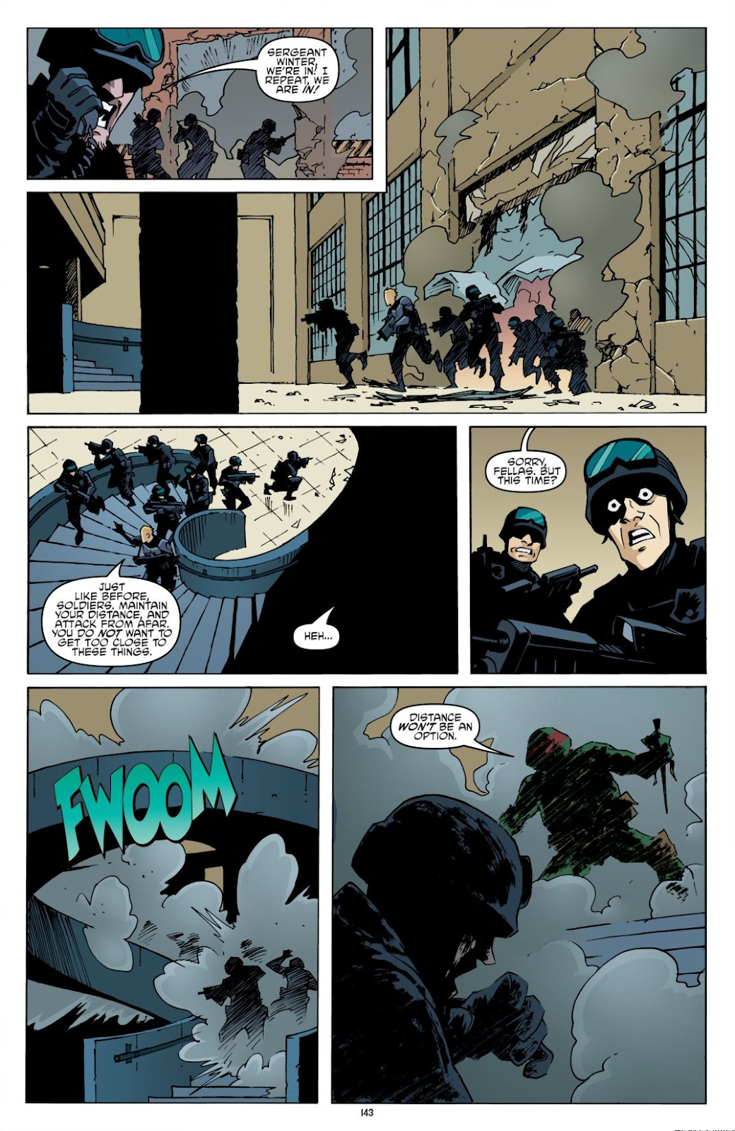 Read online Teenage Mutant Ninja Turtles: The IDW Collection comic -  Issue # TPB 8 (Part 2) - 42
