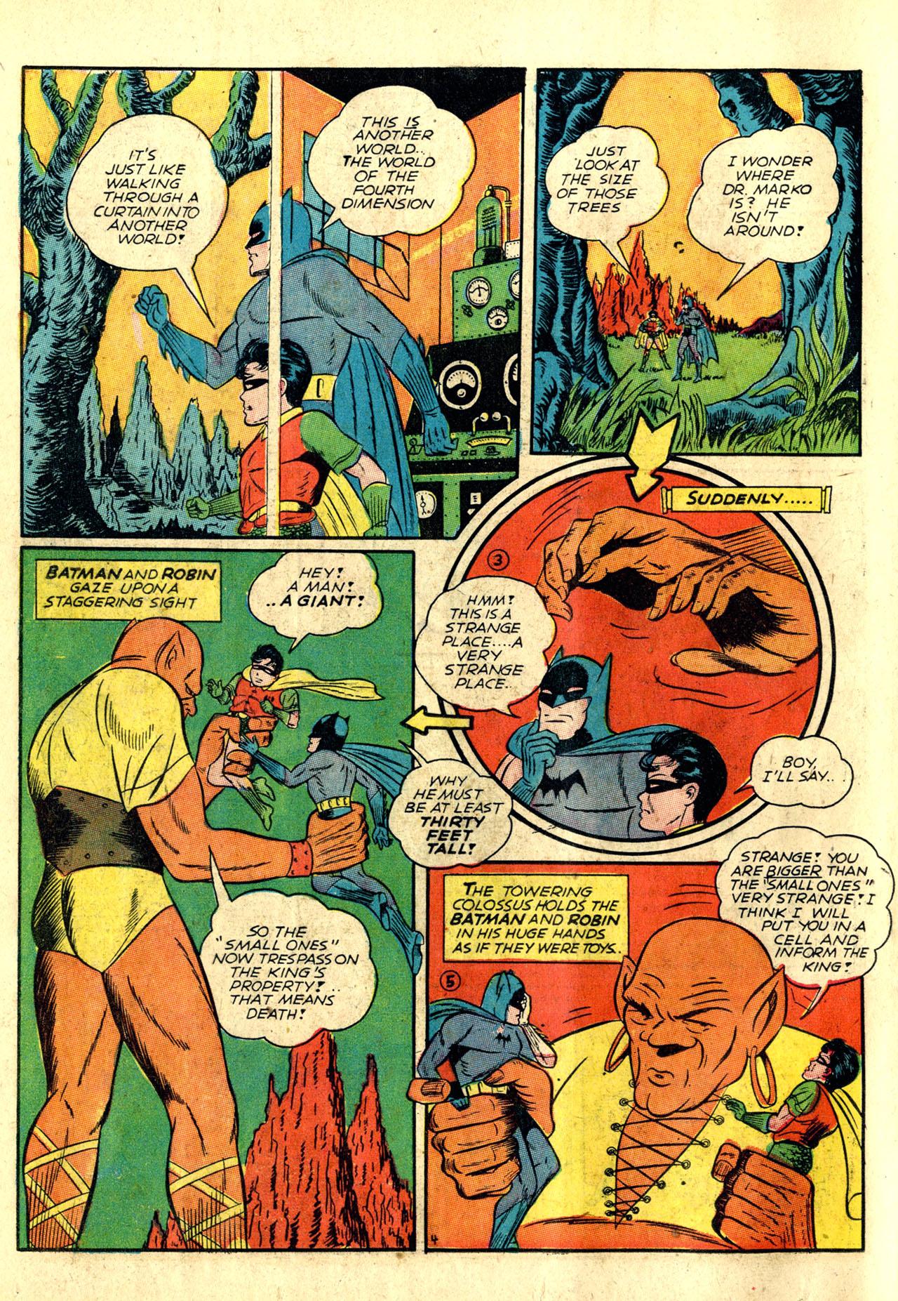 Read online Detective Comics (1937) comic -  Issue #44 - 6