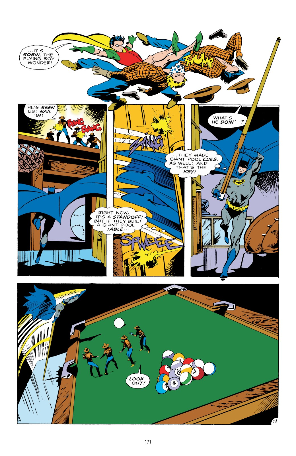 Read online Detective Comics (1937) comic -  Issue # _TPB Batman - The Dark Knight Detective 1 (Part 2) - 71