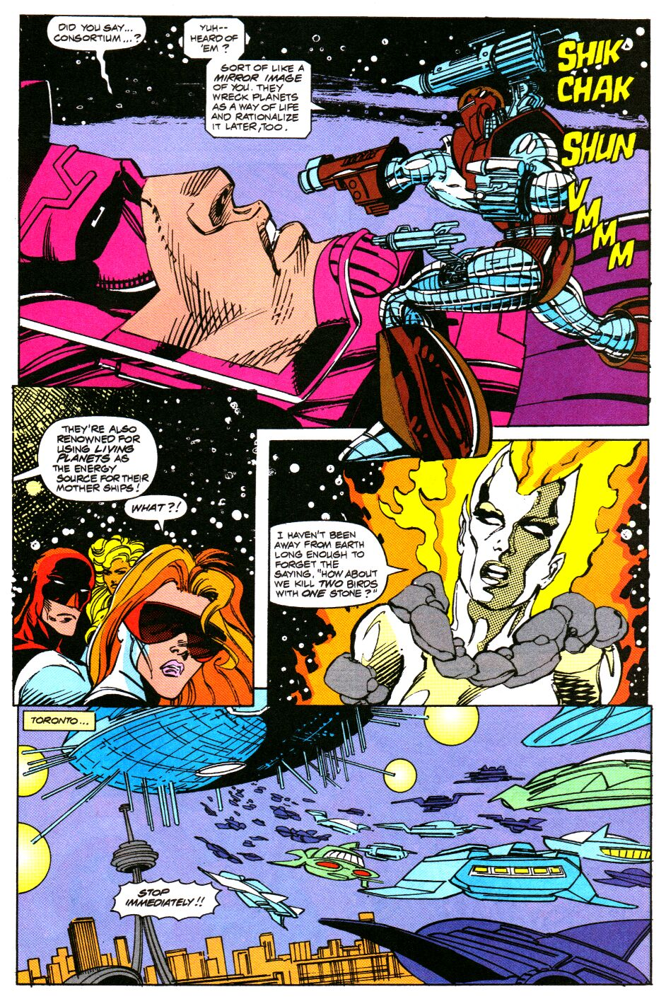 Read online Alpha Flight Special comic -  Issue #4 - 30