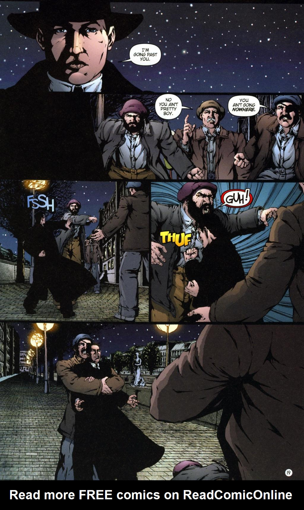 Read online Rex Mundi comic -  Issue #7 - 23