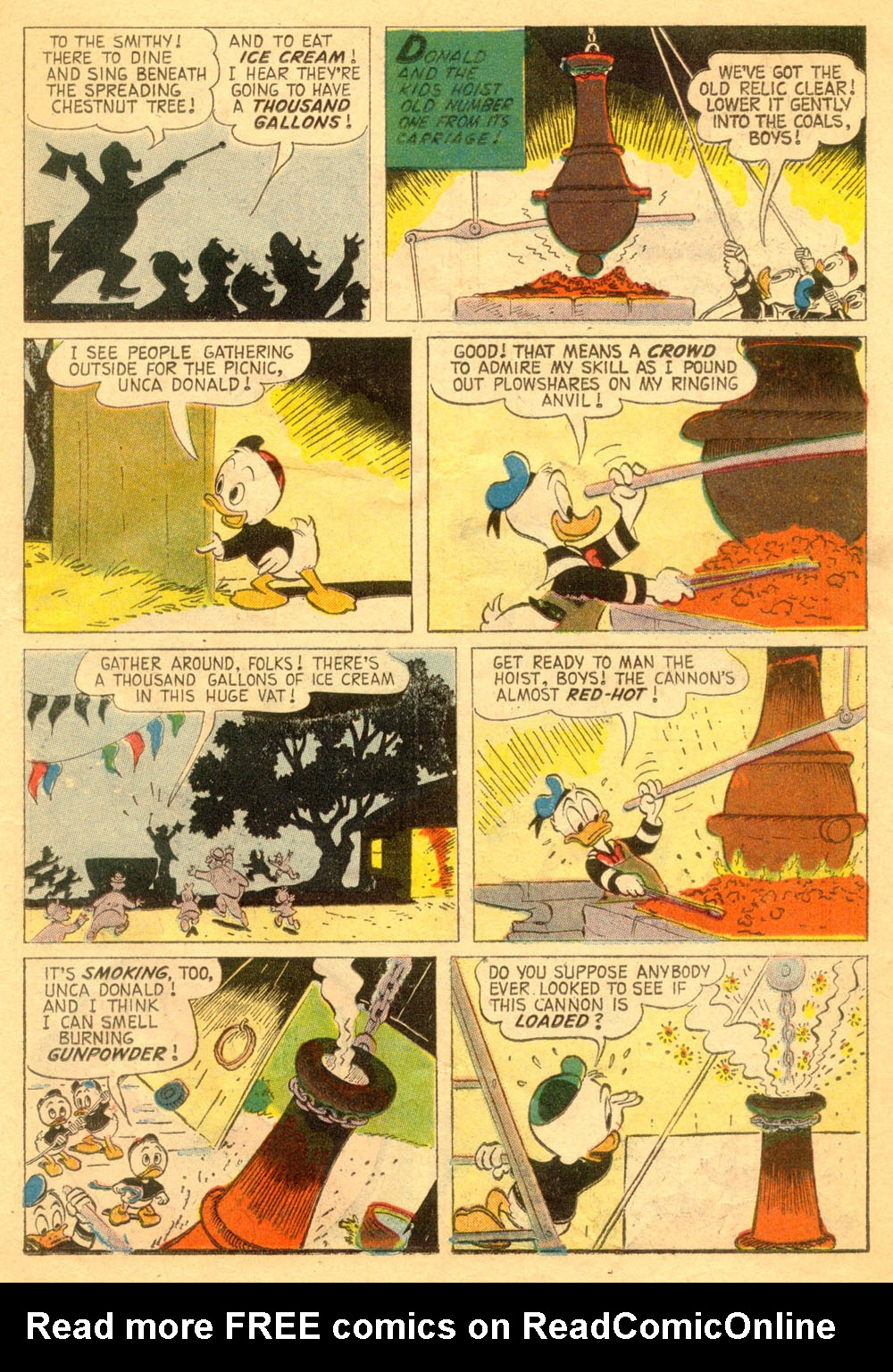 Walt Disney's Comics and Stories issue 239 - Page 11