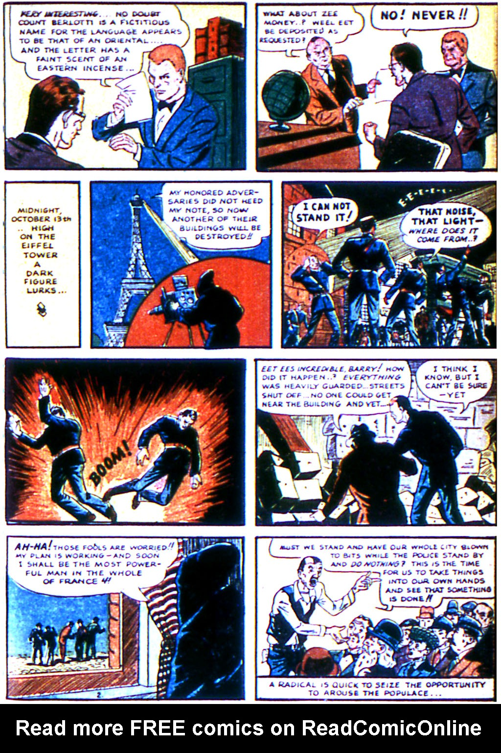 Read online Adventure Comics (1938) comic -  Issue #43 - 11