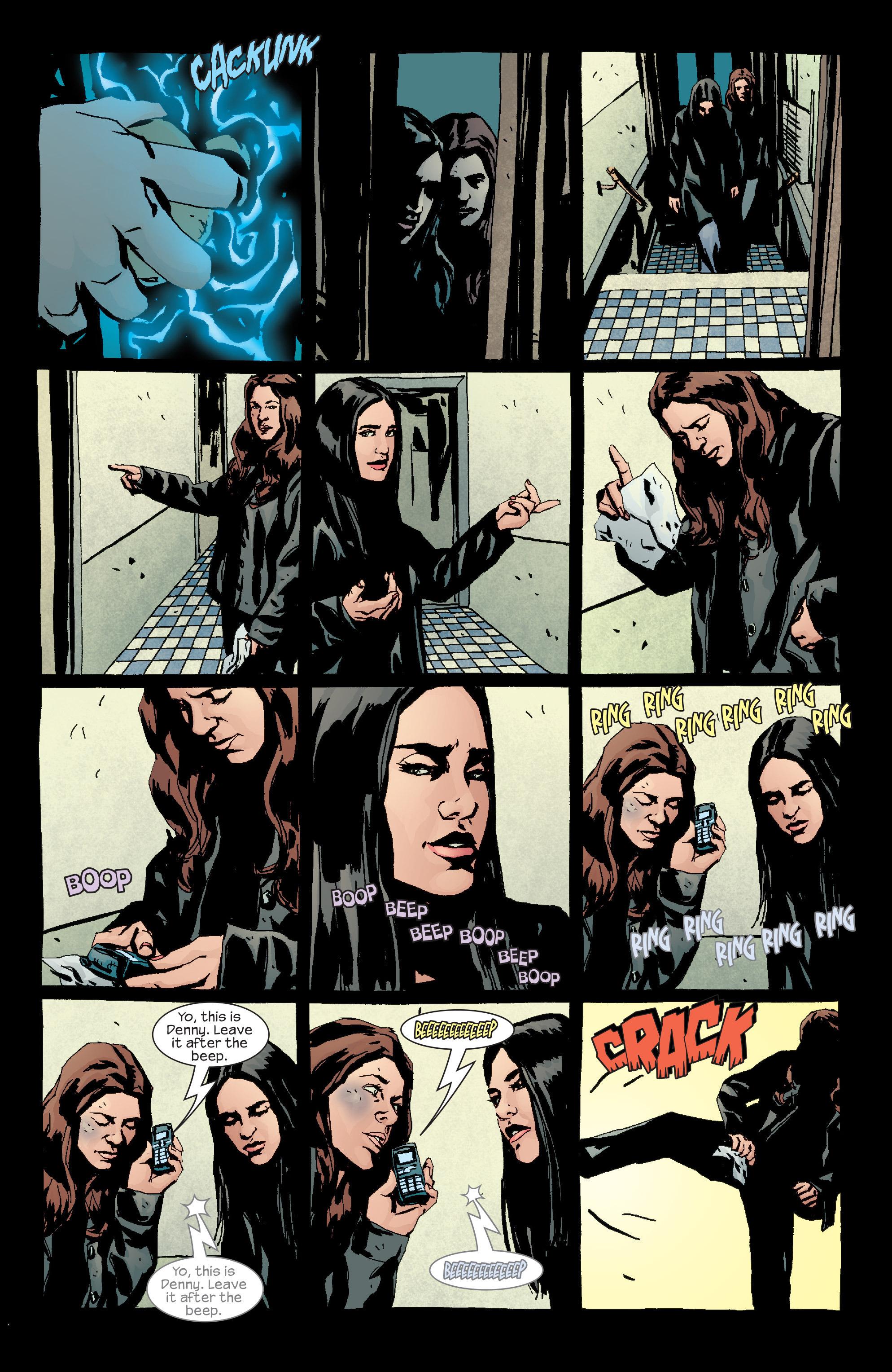 Read online Alias comic -  Issue #20 - 14