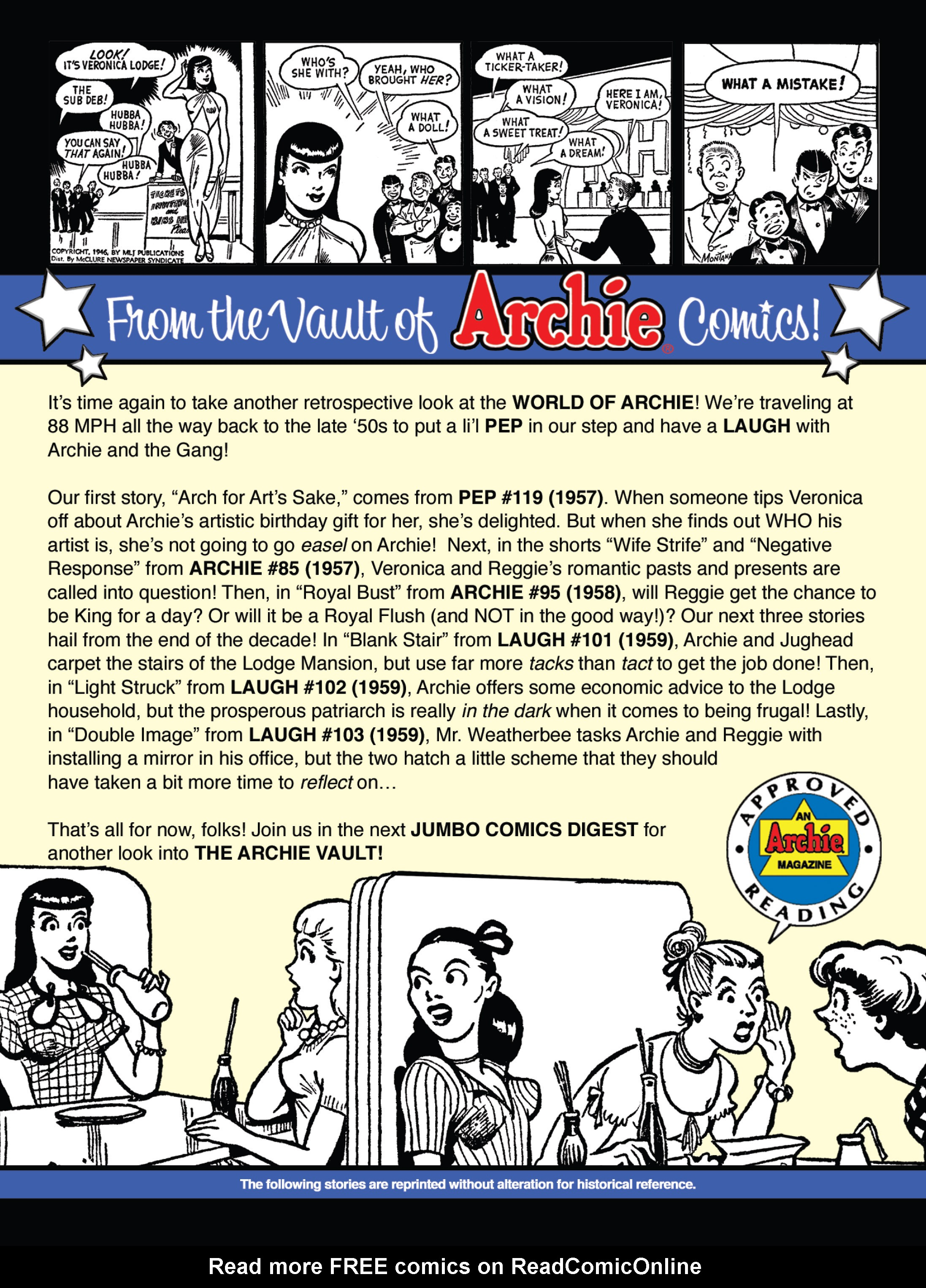 Read online World of Archie Double Digest comic -  Issue #55 - 127