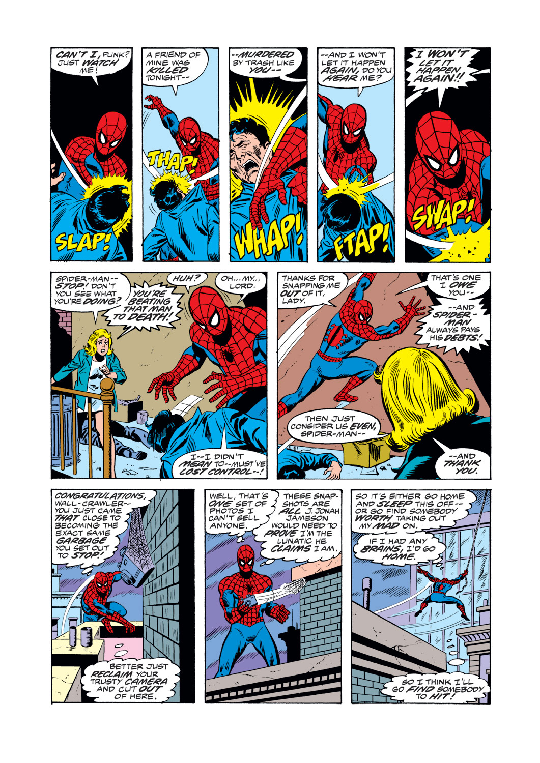 The Amazing Spider-Man (1963) 154 Page 3