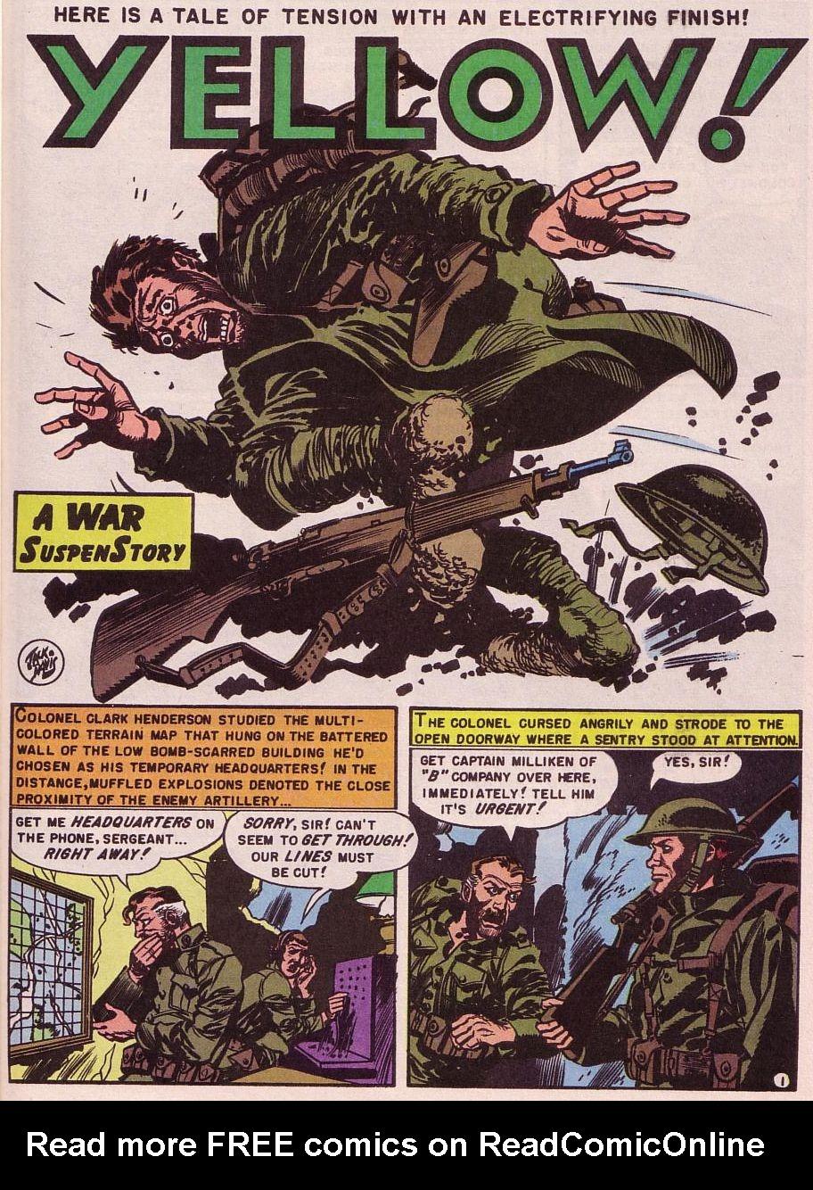 Read online Shock SuspenStories comic -  Issue #1 - 10