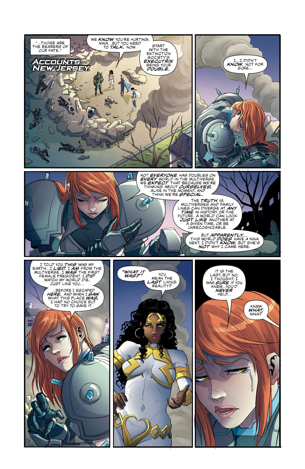 Commanders In Crisis issue 4 - Page 23