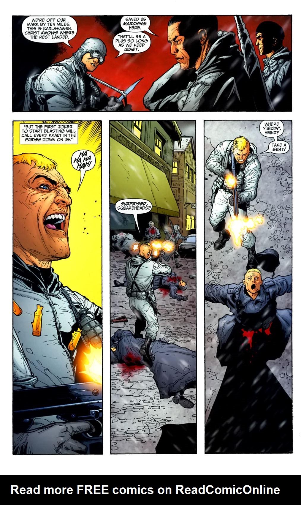 Read online Team Zero comic -  Issue #3 - 6