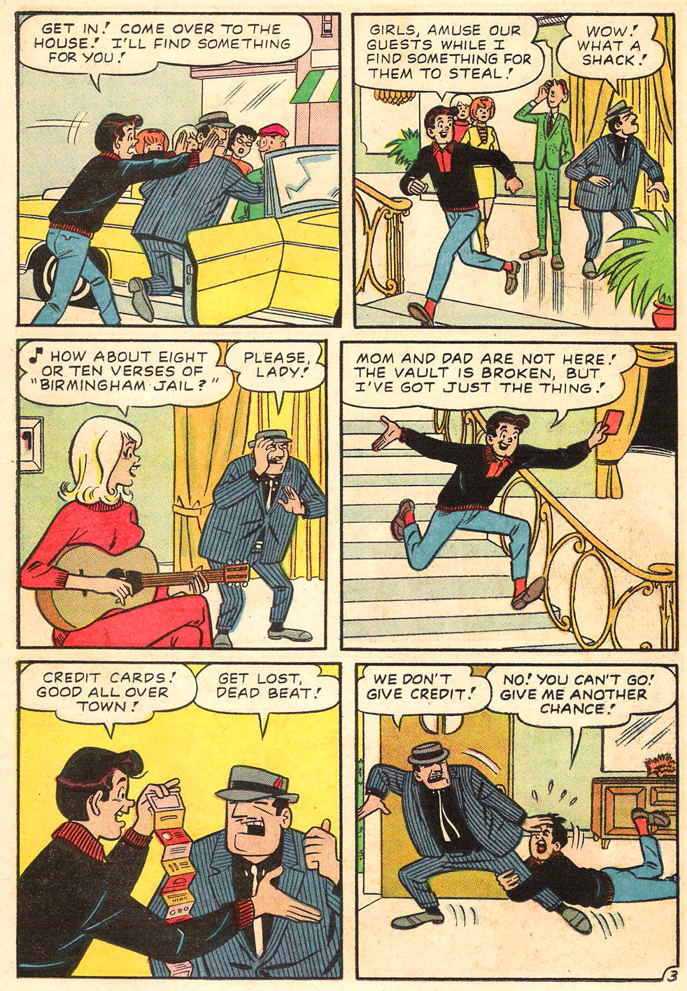 Read online She's Josie comic -  Issue #19 - 22