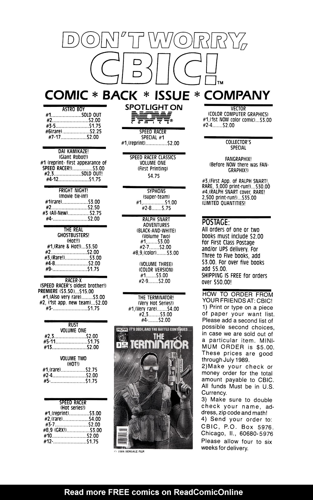 The Terminator (1988) issue 12 - Page 51
