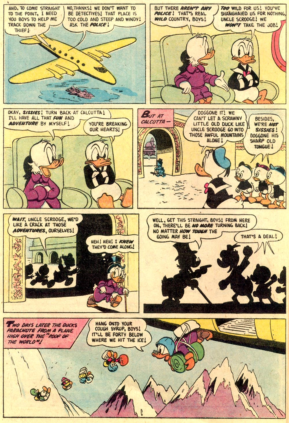 Read online Uncle Scrooge (1953) comic -  Issue #161 - 9