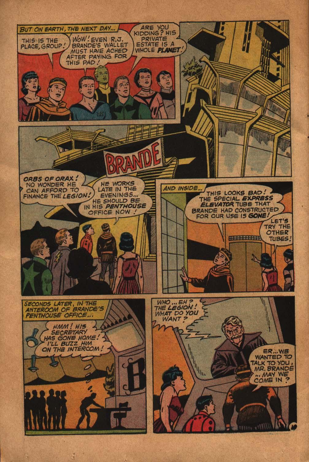 Read online Adventure Comics (1938) comic -  Issue #359 - 26