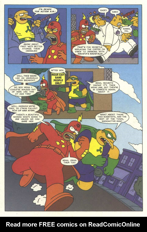 Read online Simpsons Comics comic -  Issue #31 - 19