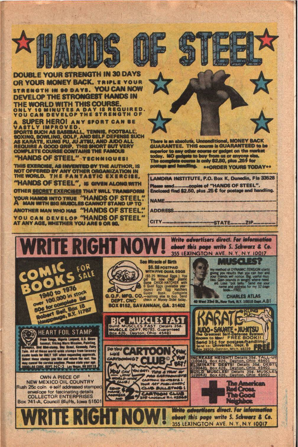 Read online Shazam! (1973) comic -  Issue #33 - 29