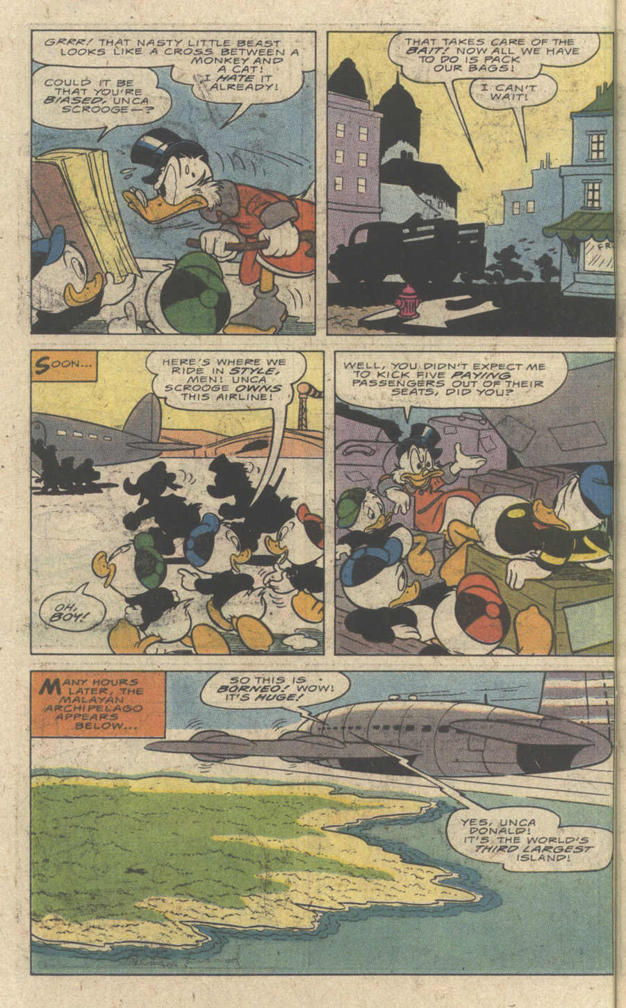 Read online Uncle Scrooge (1953) comic -  Issue #242 - 14