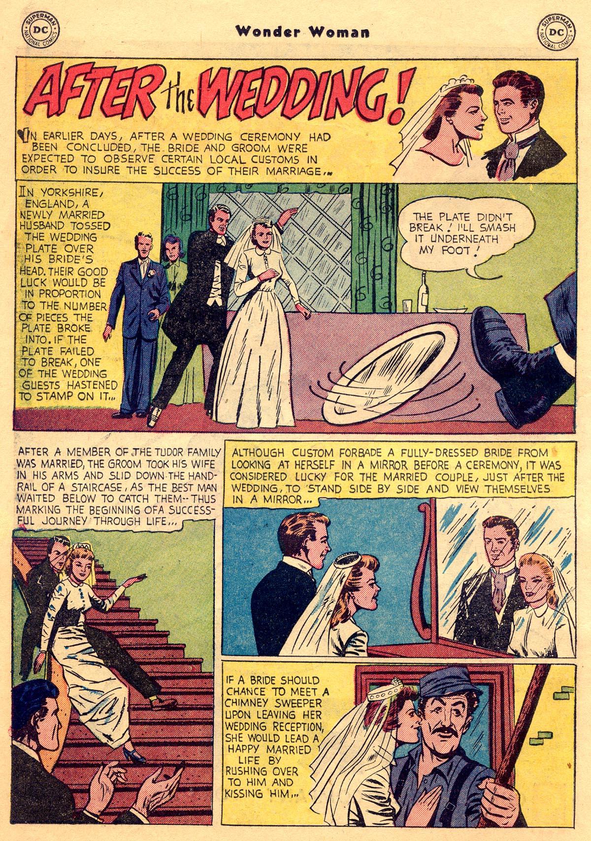 Read online Wonder Woman (1942) comic -  Issue #68 - 14