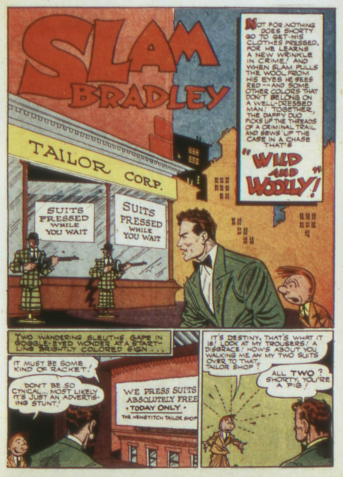 Read online Detective Comics (1937) comic -  Issue #82 - 17
