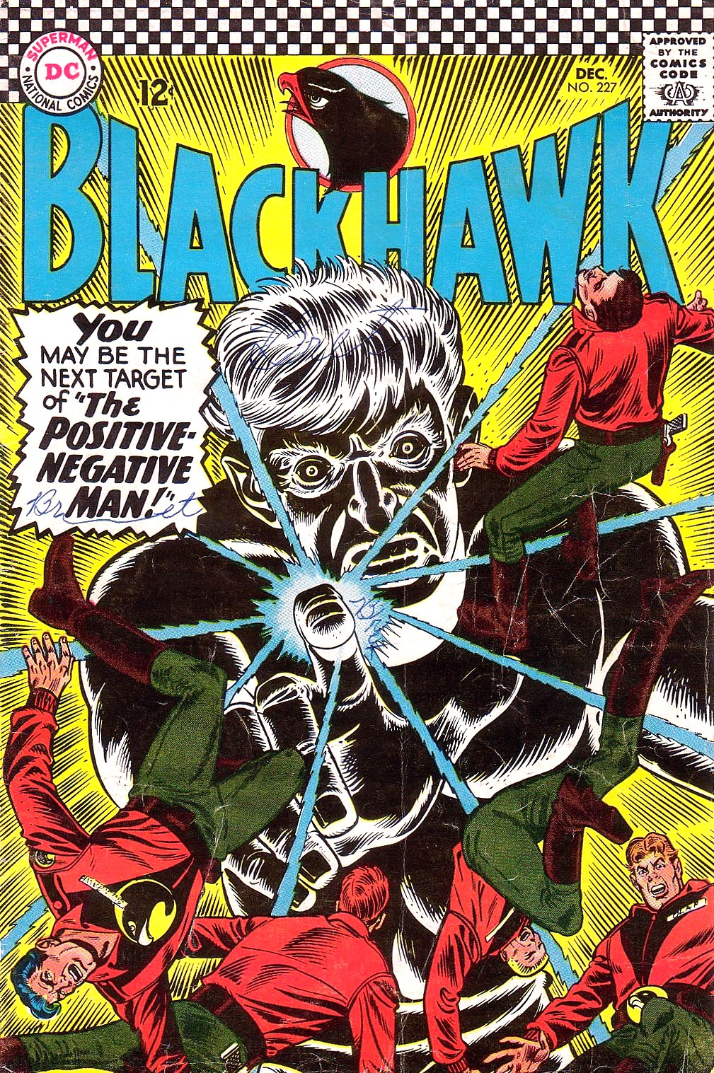 Blackhawk (1957) 227 Page 1