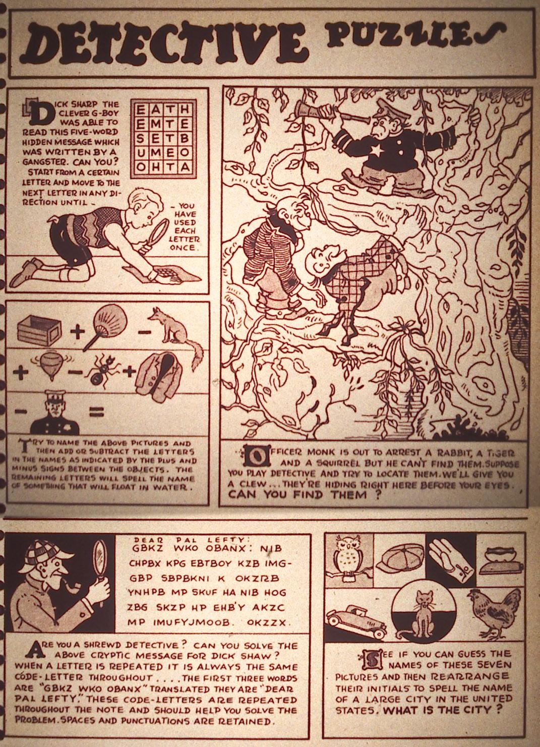 Read online Detective Comics (1937) comic -  Issue #18 - 67