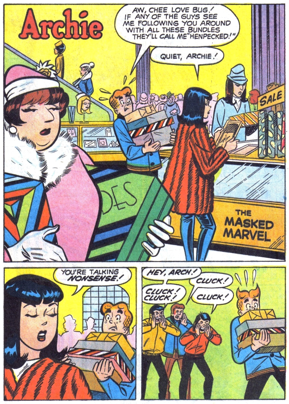 Read online Archie (1960) comic -  Issue #190 - 13
