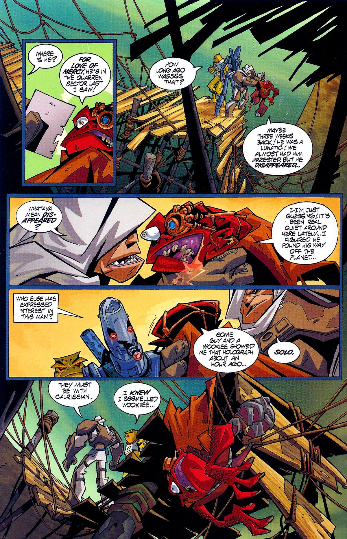 Read online Star Wars Omnibus comic -  Issue # Vol. 12 - 125