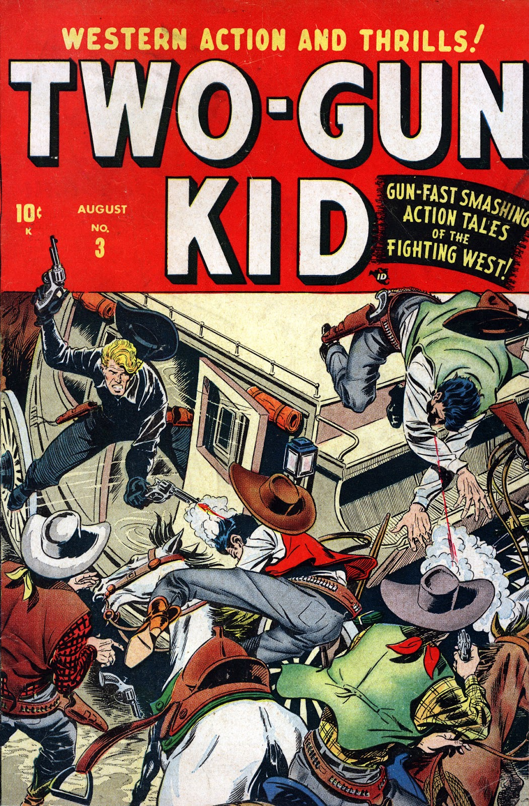 Two-Gun Kid issue 3 - Page 1