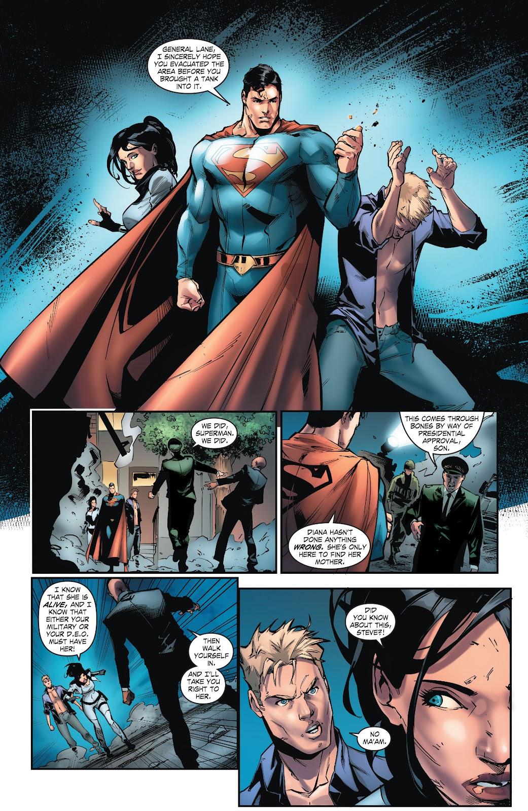 Read online Smallville Season 11 [II] comic -  Issue # TPB 5 - 66