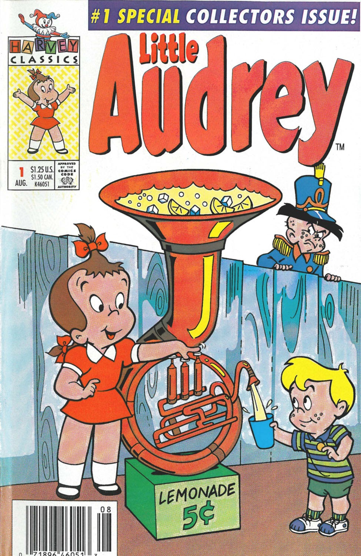 Little Audrey 1 Page 1