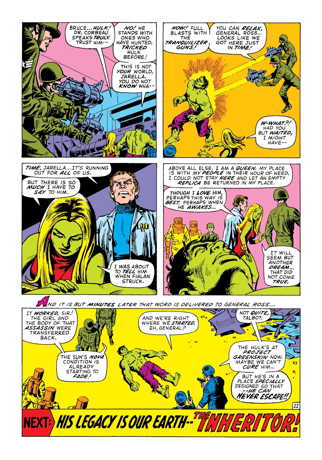 Read online Marvel Masterworks: The Incredible Hulk comic -  Issue # TPB 8 (Part 2) - 7