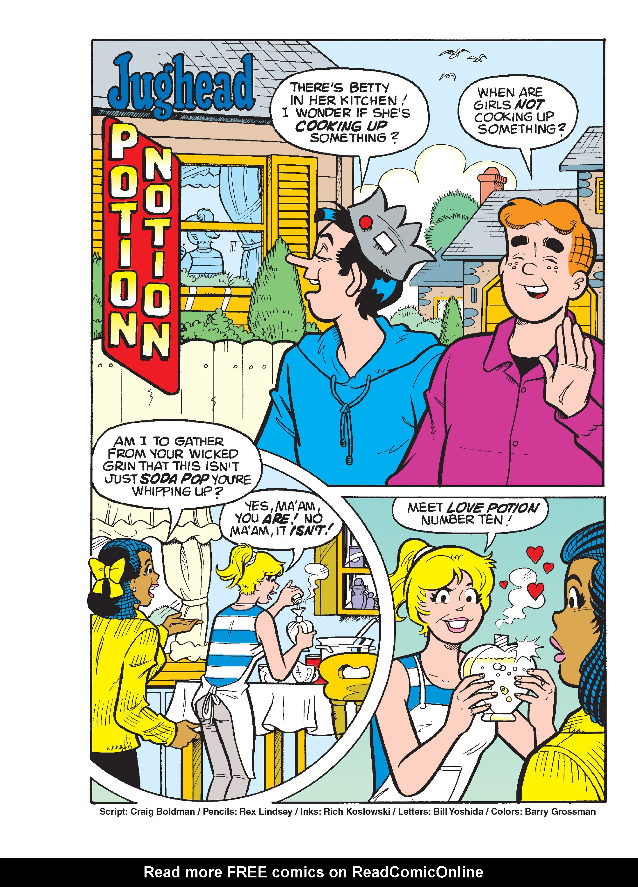 Read online Archie 1000 Page Comics Blowout! comic -  Issue # TPB (Part 3) - 88