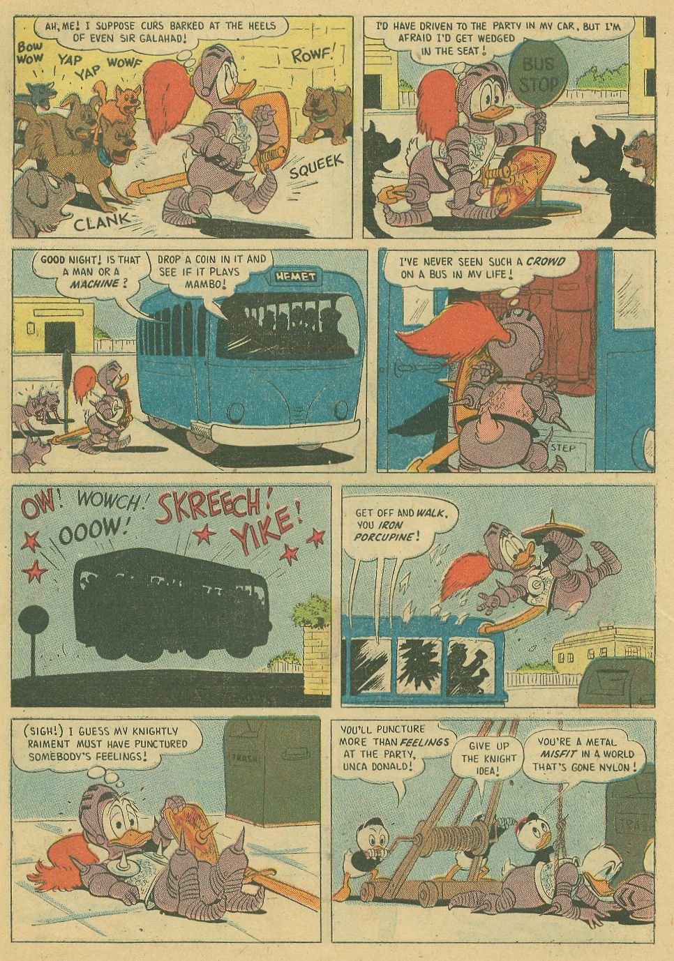 Walt Disney's Comics and Stories issue 198 - Page 6