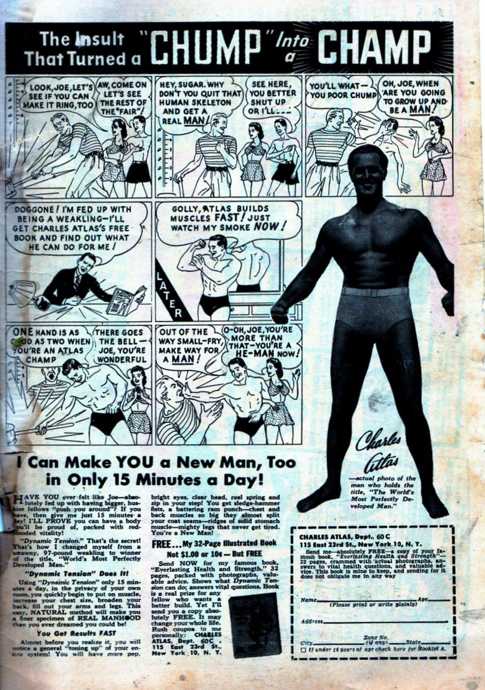 Read online Adventures into Weird Worlds comic -  Issue #27 - 36
