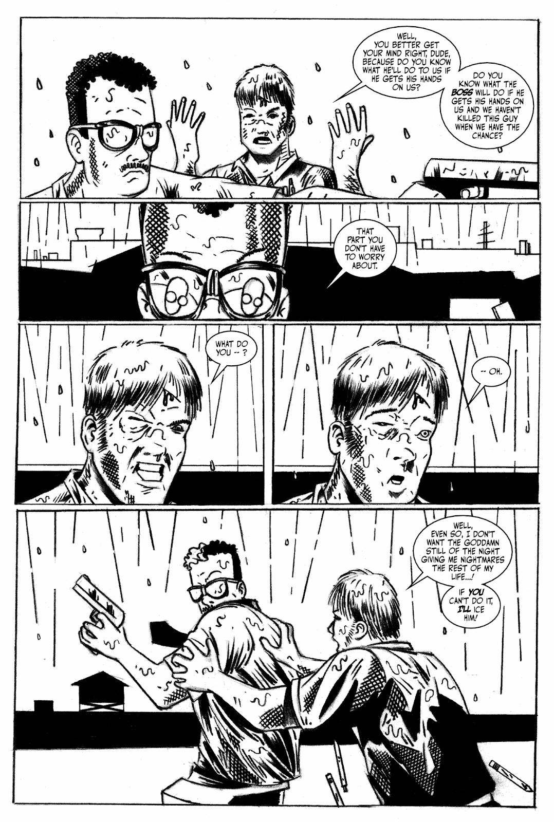 Read online Hench comic -  Issue # TPB - 41