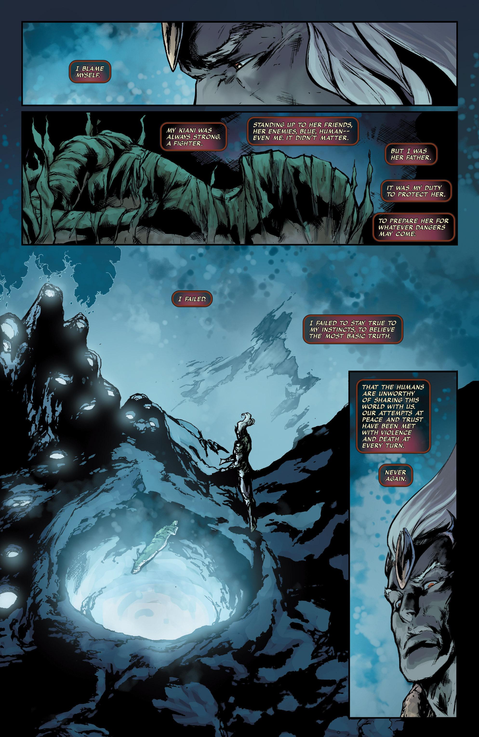 Read online Aspen Universe: Revelations comic -  Issue #4 - 4
