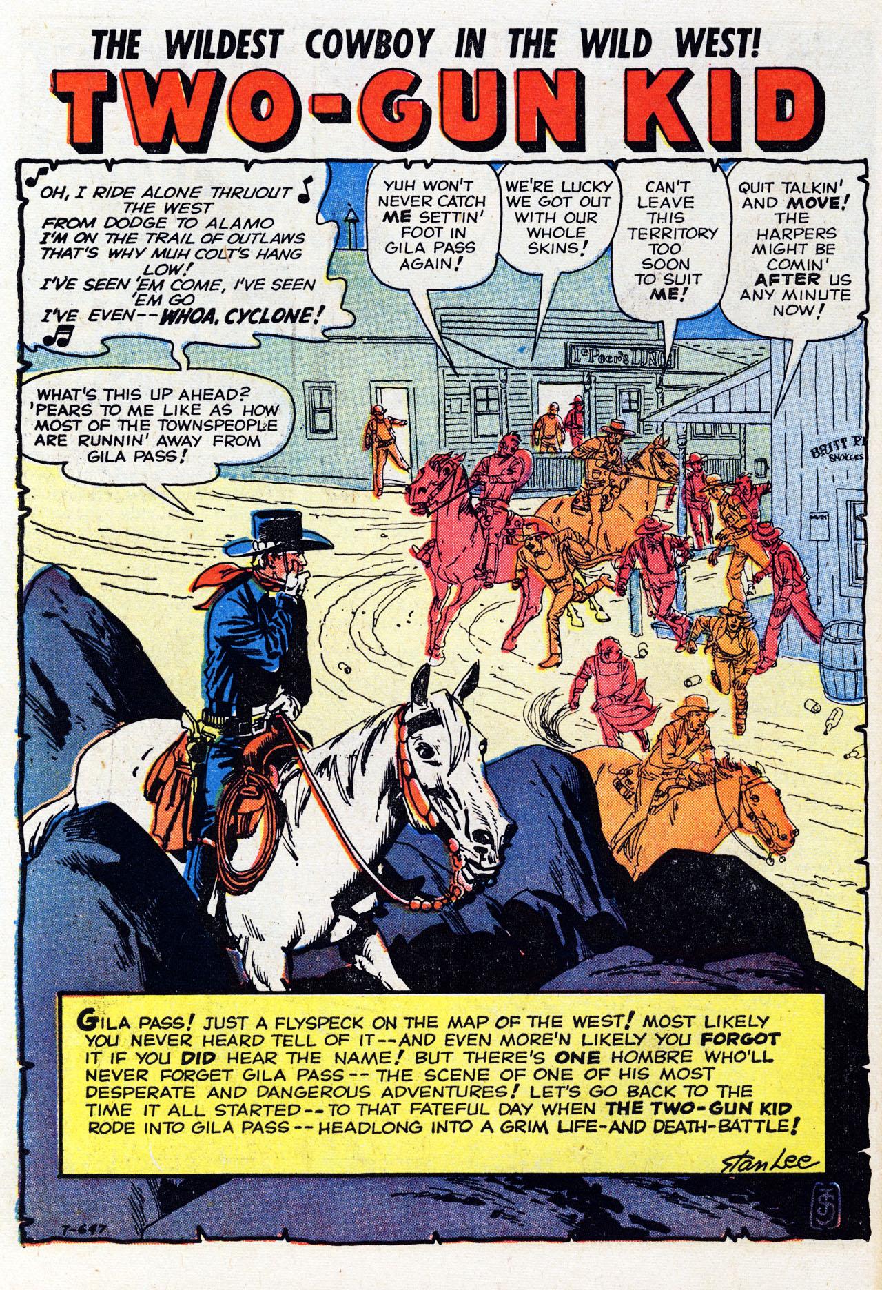 Read online Two-Gun Kid comic -  Issue #53 - 10
