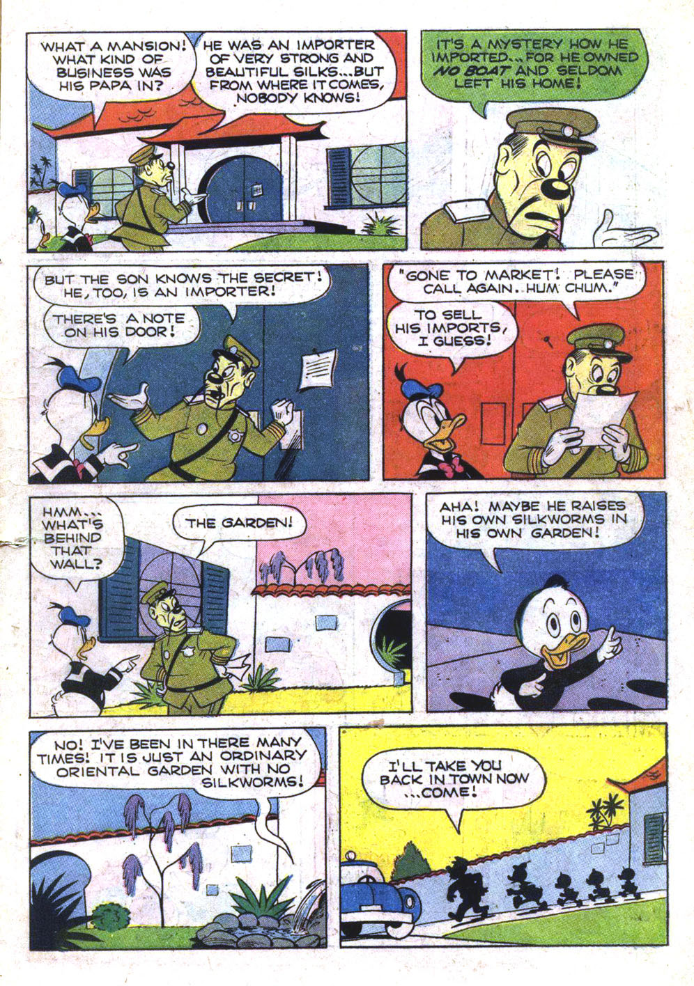 Read online Uncle Scrooge (1953) comic -  Issue #74 - 11