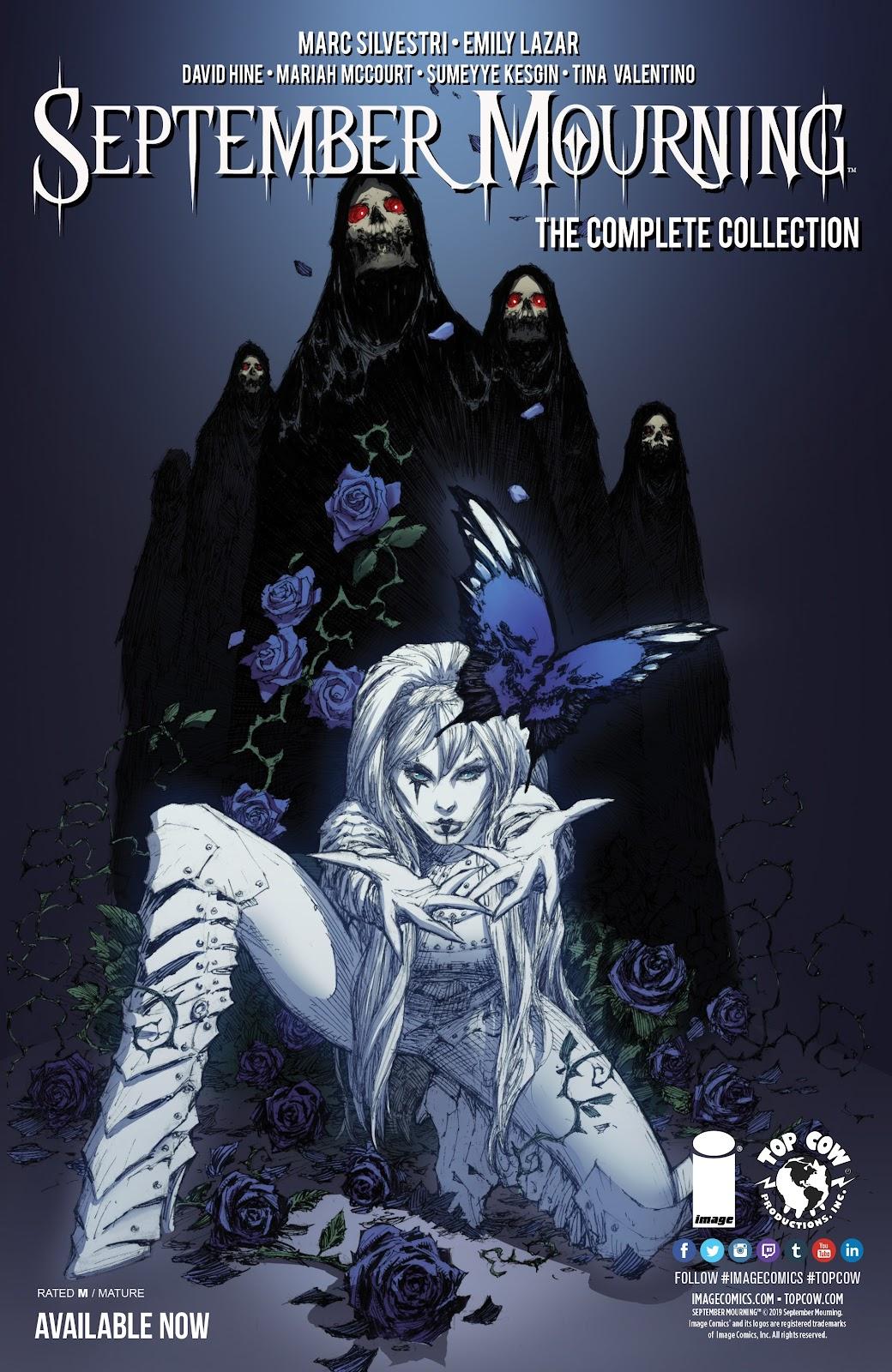 Read online Vindication comic -  Issue #4 - 32