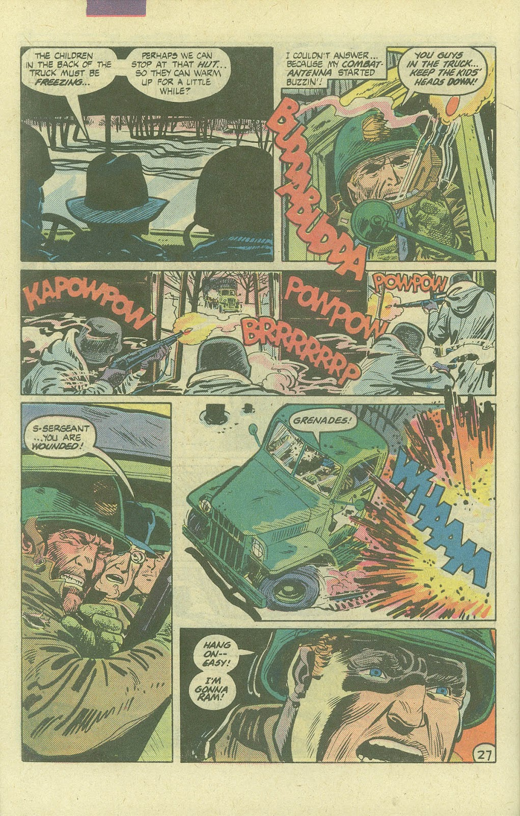 Sgt. Rock issue Annual 3 - Page 33
