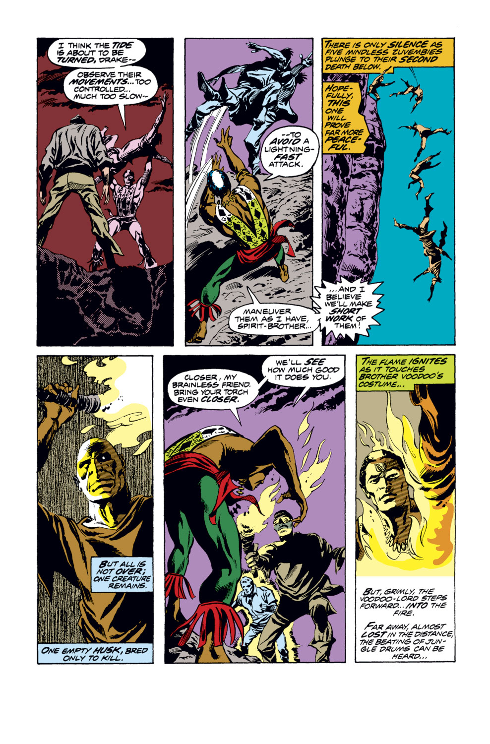 Tomb of Dracula (1972) issue 35 - Page 7