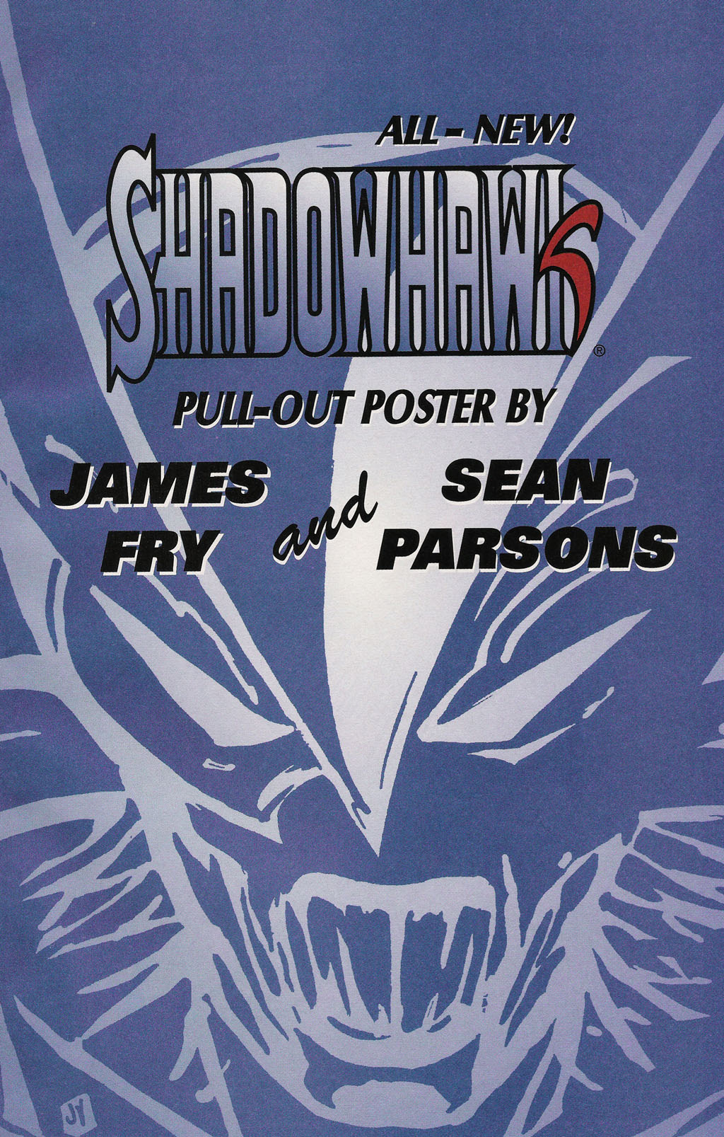 Read online ShadowHawk comic -  Issue #15 - 16