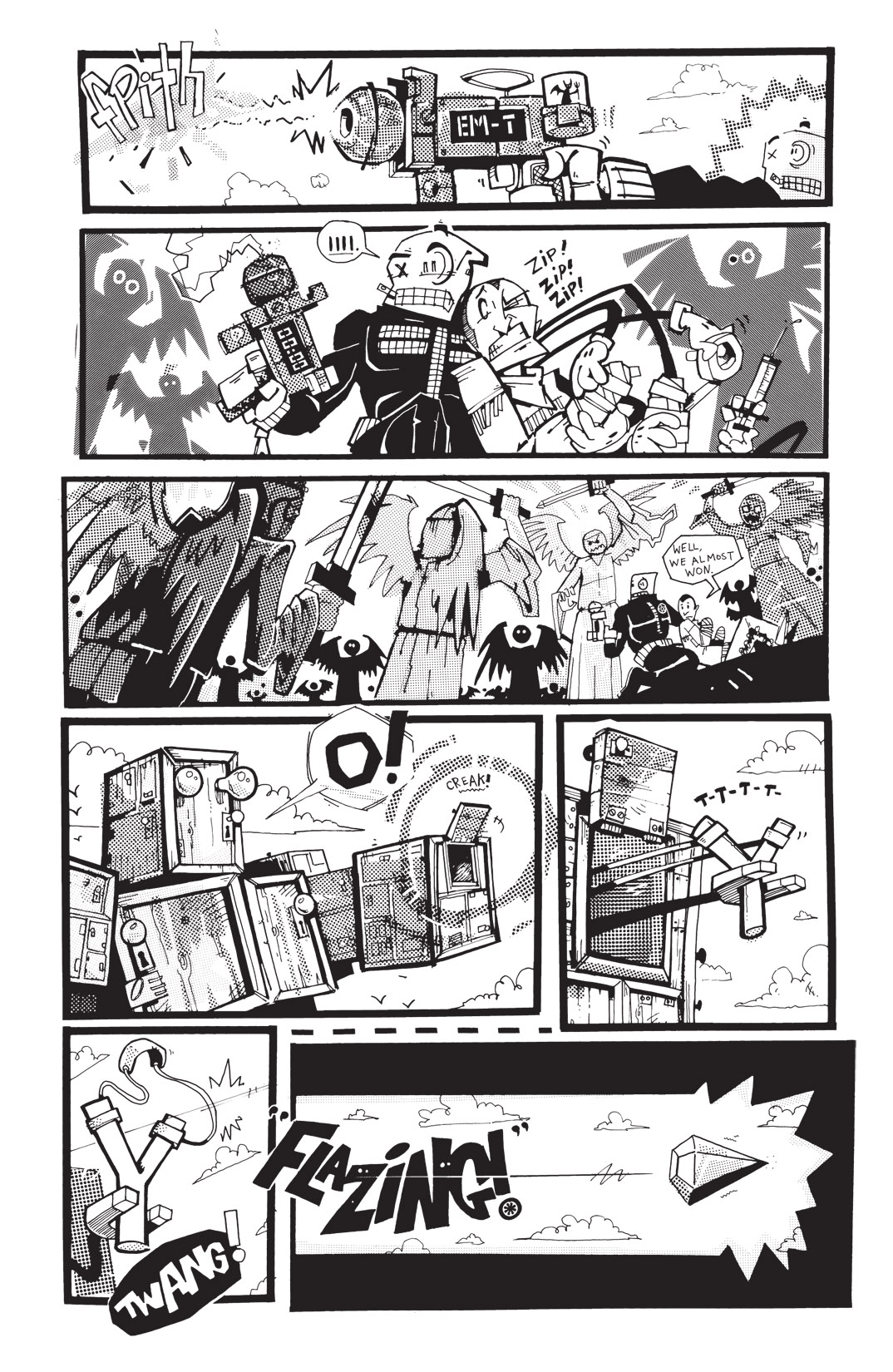 Read online Scud: The Disposable Assassin: The Whole Shebang comic -  Issue # TPB (Part 4) - 122