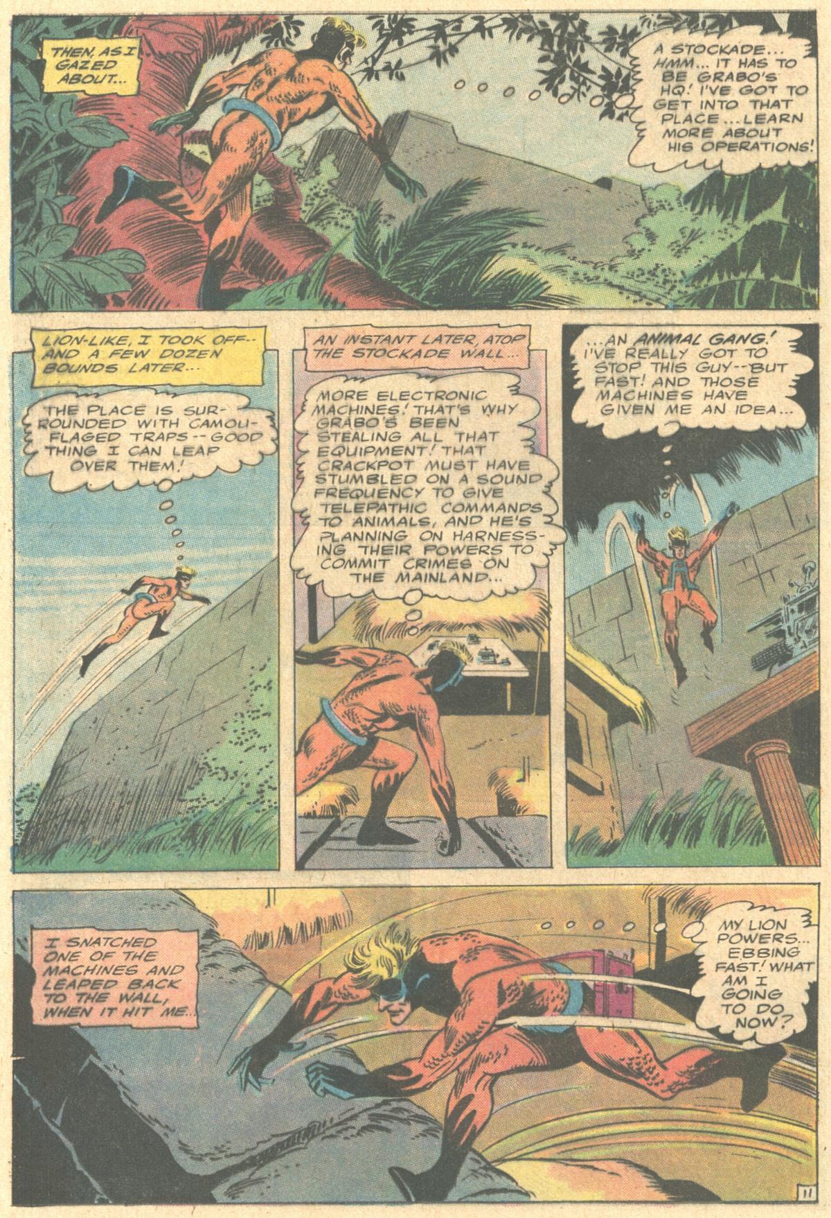 Read online Adventure Comics (1938) comic -  Issue #415 - 30