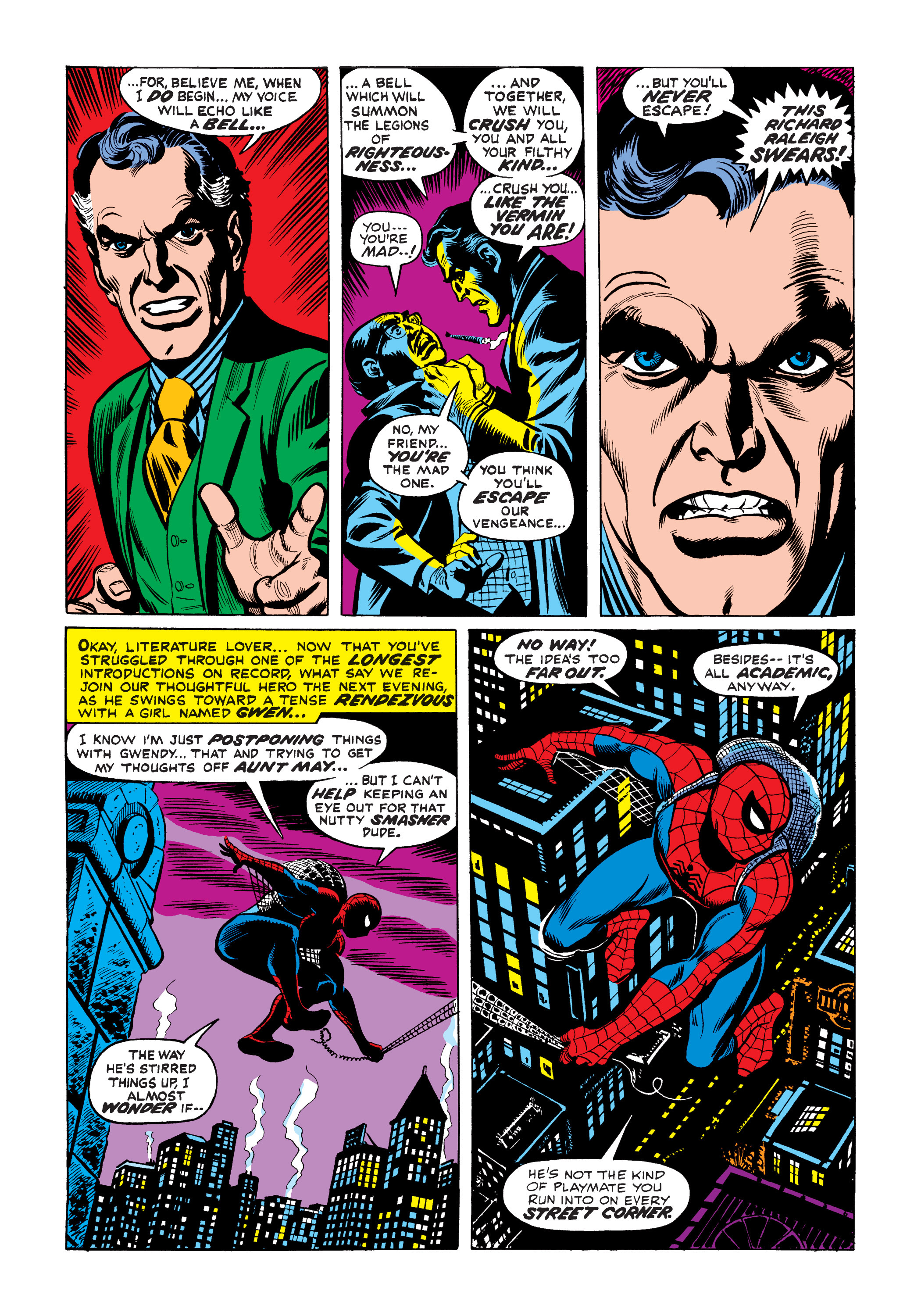 The Amazing Spider-Man (1963) 116 Page 15